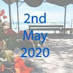 Marine conservation expediton date in May 2020
