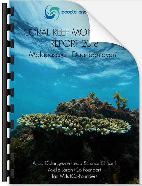 Coral Reef Monitoring Report 2018 download icon