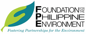 Logo for the Foundation of the Philippine Environment