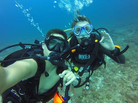 Let the Diving Begin!