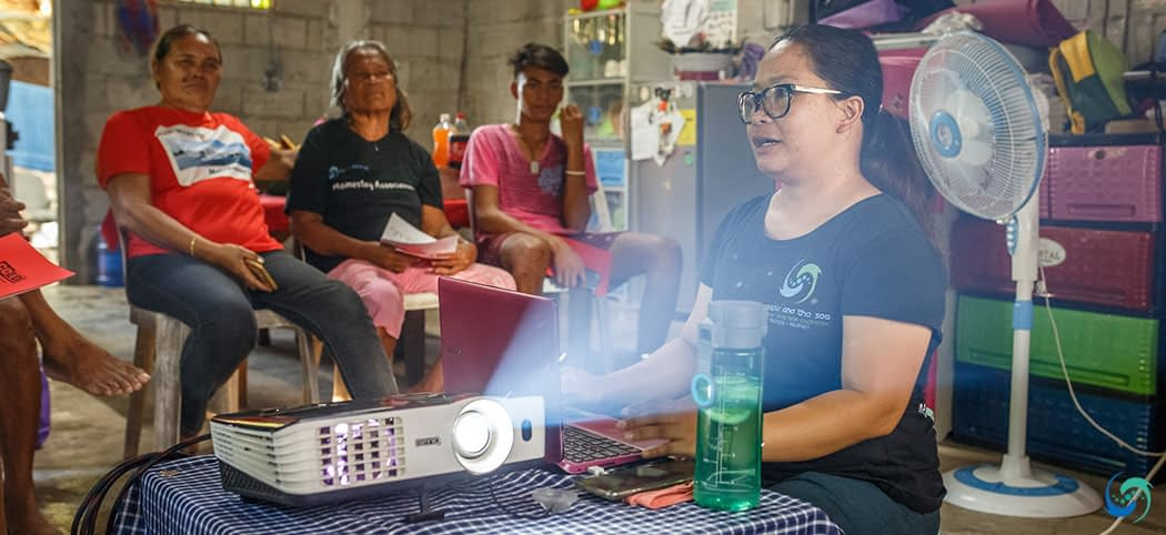 The Malapascua Homestay Association has developed as an effective tool for community engagement