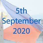 Date for September 2020's marine volunteer expedition