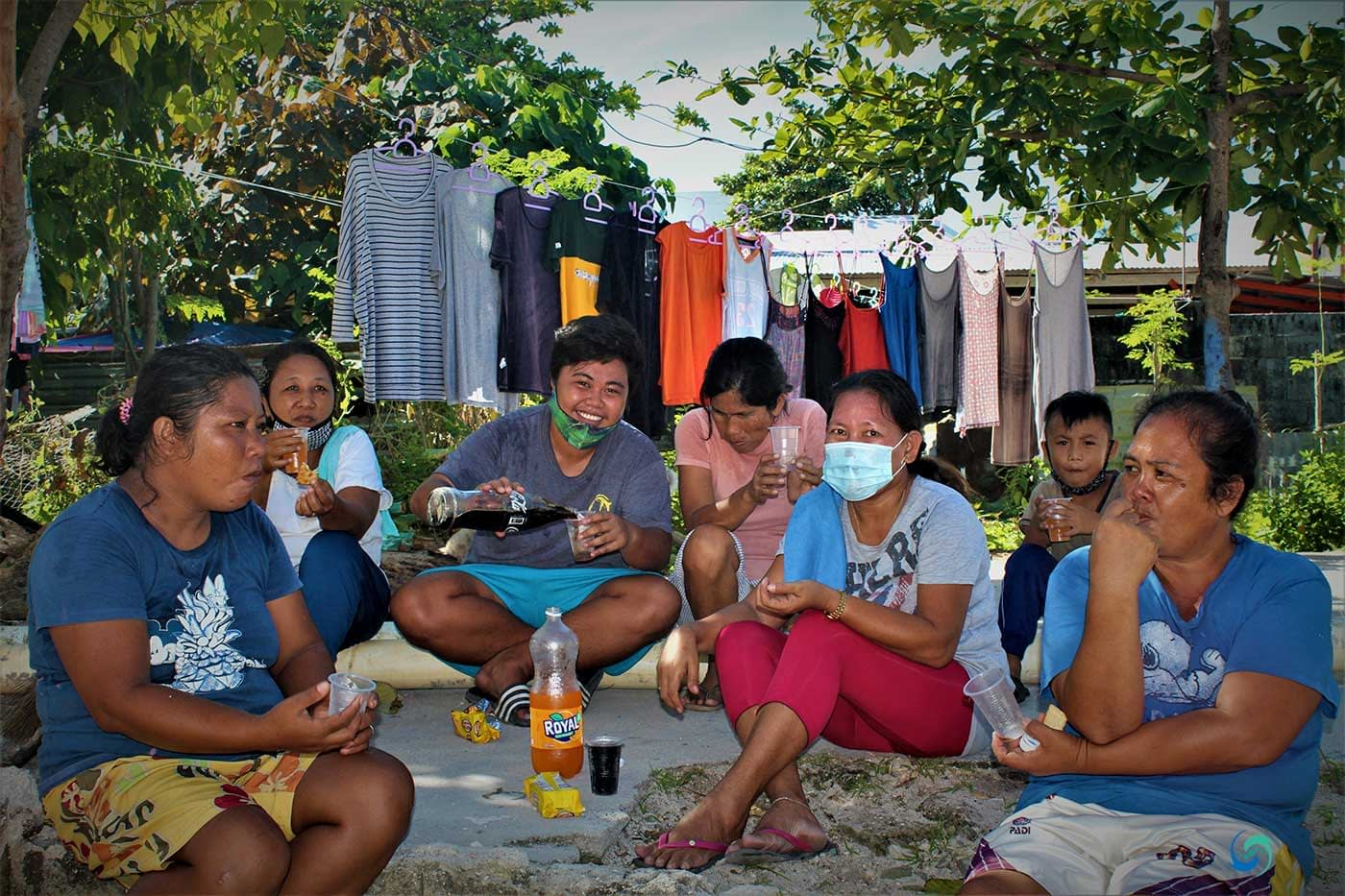 The local communities of Malapascua have adapted well to the changes brought by the pandemic