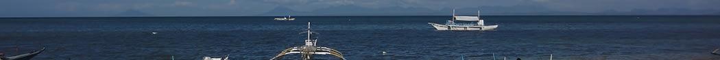 bangkas-at-sea
