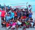 [:en]People and the Sea teaming up with the local communnitites of Daanbantayan Island[:]