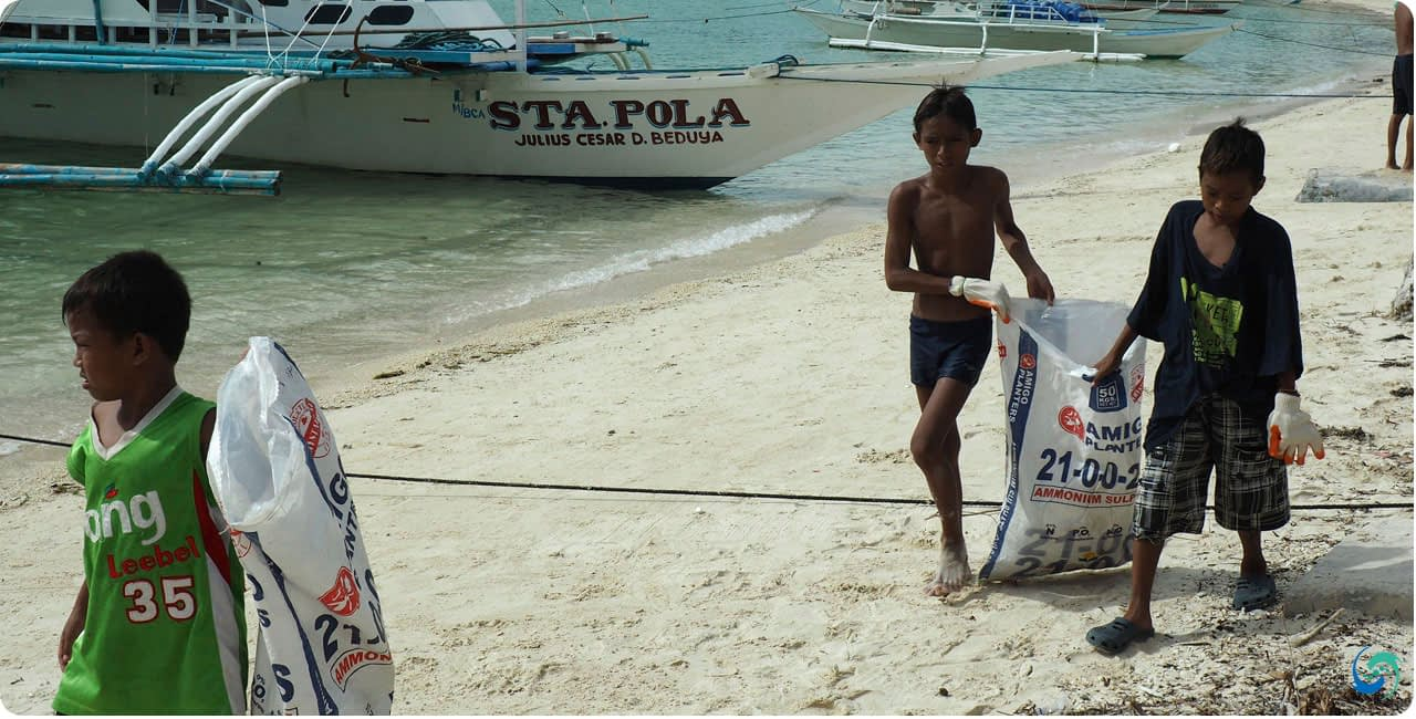The younger generations will be key in securing the future of the Philippine seas