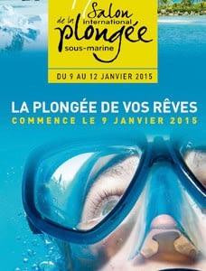 Salon de Plongée, Paris Dive Show 2015