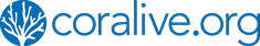 Coralive logo - our artifical reef structre partner