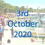 Date for October 2020's marine volunteer expedition